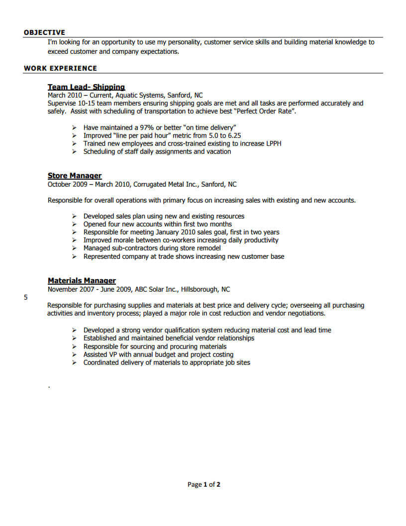 examples winning resumes resume example for change manager winning resumes examples yazh award executive free template